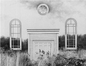 Prairie Chapel by Marikay Peter Witlock